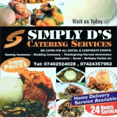 Simply D's Catering Services
