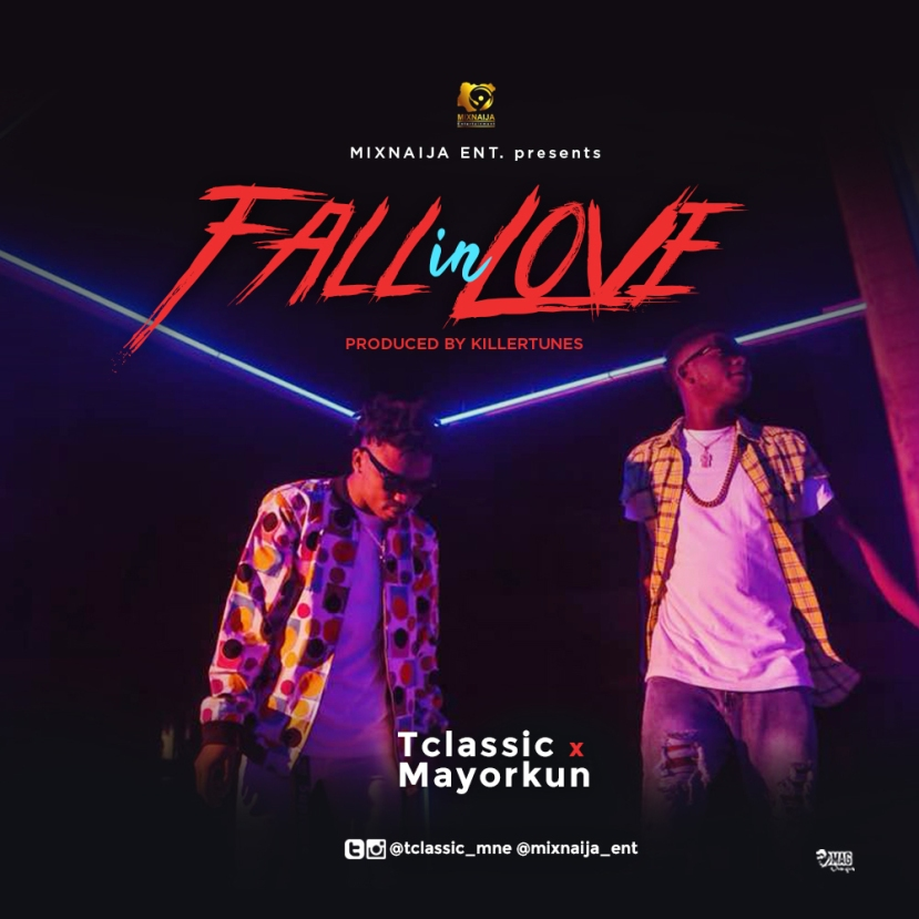Fall In Love by @TClassic_mne ft @IamMayorKun – Bdex