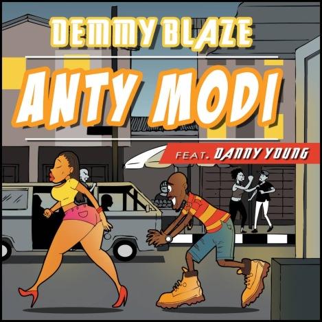 Demmy Blaze